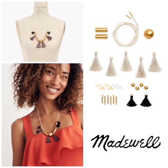 Madewell jewelry do it yourself necklace kit poshmark m5adbf1dd72ea8889cba4aed5 solutioingenieria Image collections